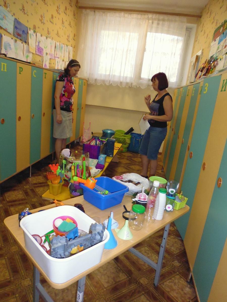 Выносной материал своими руками для детского сада  925